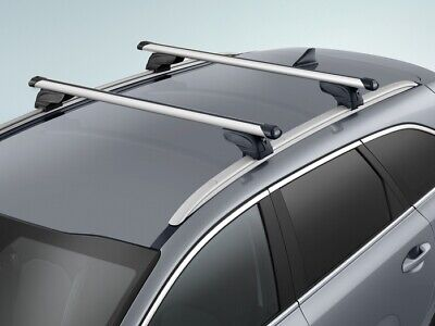Thule Dachträger 753 7122 3170 Stahl SW für Hyundai i30 Kia Ceed ProCeed 2017