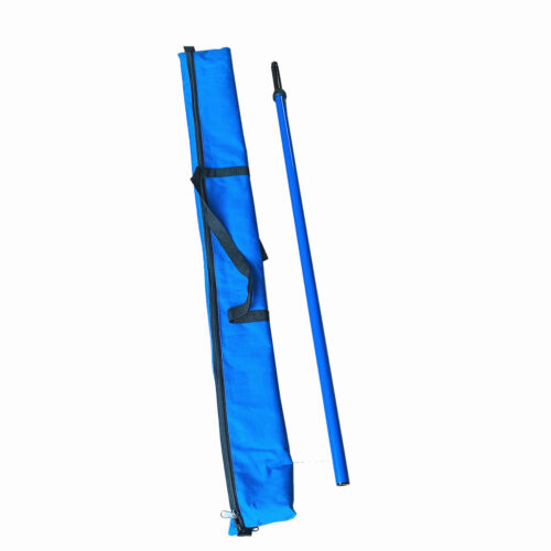 1.8m NEW GNSS 5.9ft Telescopic surveying Pole GPS Whip  Antenna Extend Section