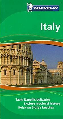 Michelin Green Guide Italy (Michelin Travel Guide Italy) | Buch | Zustand gut