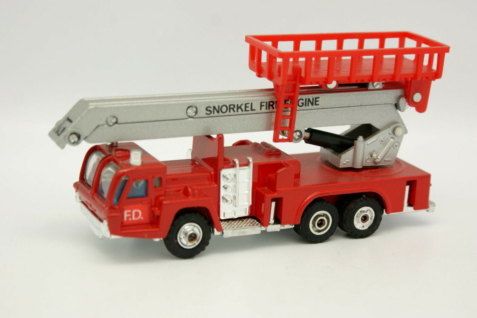 Shinsei Mini Power 1 78 - Simon Snorkel Snorkel Snorkel Fire Engine Gondel Doppelte Feuerwehr b6f66a
