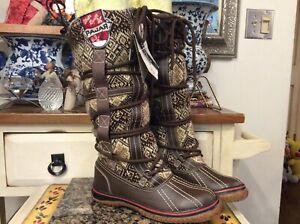 PAJAR 63 Womens 6-6.5 Winter Boots