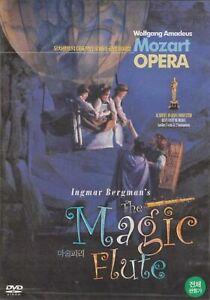 Ingmar-Bergman-039-s-039-THE-MAGIC-FLUTE-039-1975-Brand-New-UK-Compatible-Region-Free-DVD