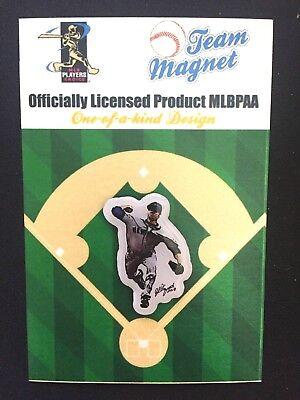 Diplomatisch New York Mets Jacob Degrom Reversnadel & Magnet-collectible Baseball & Softball #1 Fan Fav Spieler