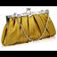 Womens Crystal Evening Satin Clutch Bag Ladies Evening Wedding Prom Party Purse