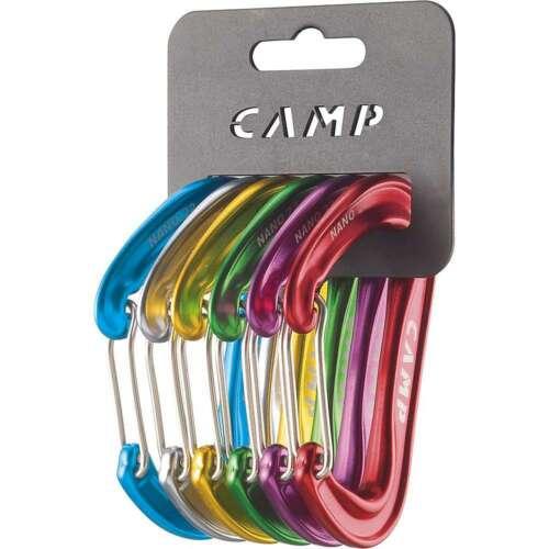 Camp USA Nano 22 Carabiner Rack Pack