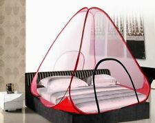 7 x 7 ft.  PORTABLE FOLDABLE MOSQUITO NET FOR KING SIZE BED