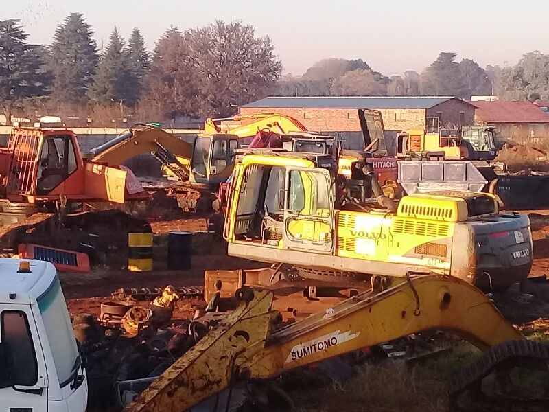 Excavator spares and parts for hitachi, bell, sany, volvo | Benoni |  Gumtree Classifieds South Africa | 227154658
