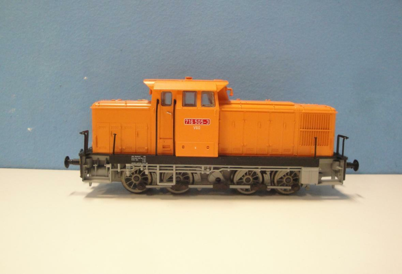 Gützold nr 41700, Diesellokomotive, V60, nr 716 505-3, CSD, scale H0  | Moderne Technologie