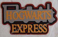 Universal Studios Harry Potter - Hogwarts Express Train Scrapbook Die Cut Title