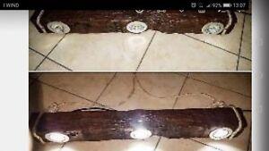 Plafoniere Per Travi Legno : Plafoniera abete legno rustico lampada a sospensione shabby cottage
