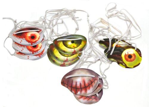 Accessori  Halloween Eye Patches Benda Per Occhio PS 09795
