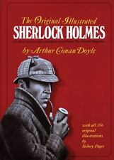 The Original Illustrated Sherlock Holmes by Arthur Conan Doyle (2009, Hardcover,
