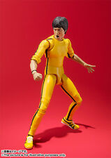 Bandai Tamashii S.H.Figuarts Bruce Lee Yellow Track Suit (IN STOCK NOW)