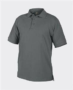 à Condition De Helikon Tex Urban Utl Polo Shirt Top Cool Foliage Green Taille Medium MatéRiaux De Qualité SupéRieure