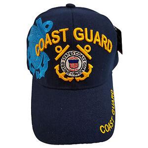 COAST GUARD BLUE Hat Cap