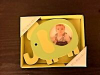 Tiny Miracles Kohl's Elephant Baby Infant Child Picture Frame Cute