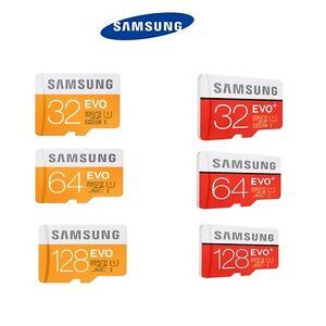 SCHEDE-MEMORIA-MICRO-SD-SAMSUNG-32-64-128-512-GB
