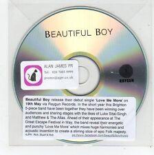 (FE904) Beautiful Boy, Love Me More - DJ CD