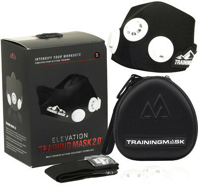 Precise Training Mask 2.0 Todas Las Tallas Funda Aumentar Cardio & Pulmón Fuerza Good For Antipyretic And Throat Soother