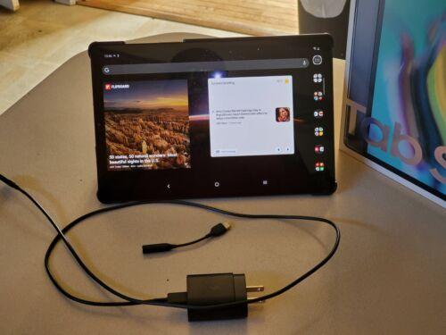 "Samsung Galaxy Tab S5e SM-T720NZKLXAR 10.5"" ~128GB~WiFi   *Free S&H**   eBay"