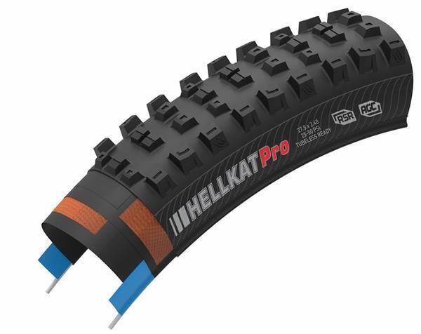 Kenda Hellkat Pro En-Dtc Folding Tubeless Ready Tire 120Tpi 27.5 X 2.6 Bike