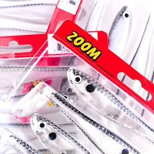 Zoom-4-034-nageur-4-ct-Hollow-Body-Paddle-Tail-articule-leurre-Choisissez-Couleur