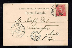 1905-Azores-Portugal-Real-picture-Postcard-cover-to-USAlake-of-Sete-Cidades