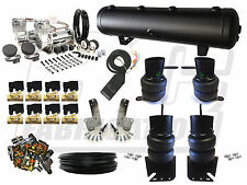 """Air Suspension Kit - 1958 - 1964 Chev Impala 3/8"""" FBSS Complete Bolt On System"""