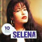 10 Great Songs by Selena (CD, Jun-2011, EMI)