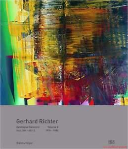Fachbuch-Gerhard-Richter-WERKVERZEICHNIS-Band-3-Werknummern-389-651-NEU