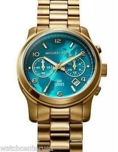 Michael kors mk5815 womens stop hunger limited edition gold chrono image is loading michael kors mk5815 women 039 s stop hunger gumiabroncs Image collections