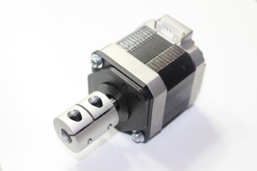 "3//8/"" x 3//8/"" Rigid Shaft Coupler Stepper Servo DC Motor CNC Coupling Nema 23 9.53"