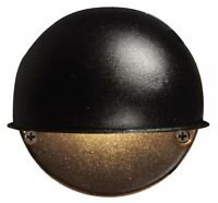 Malibu 8301-9400-01 7-watt Low-voltage Round Metal Surface Light, Black , New, F on sale