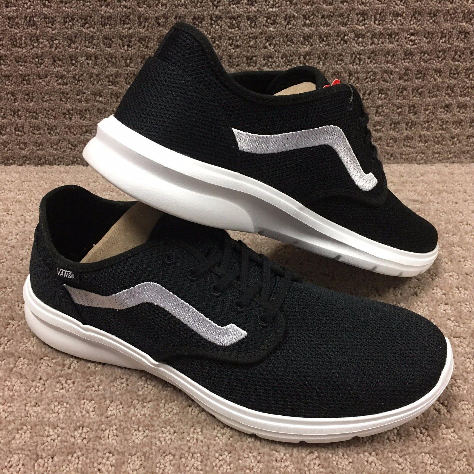 Vans Herren Schuhe   Iso 5.1cm (Netz) Schwarz  Weiß  Weiß    Sonderkauf