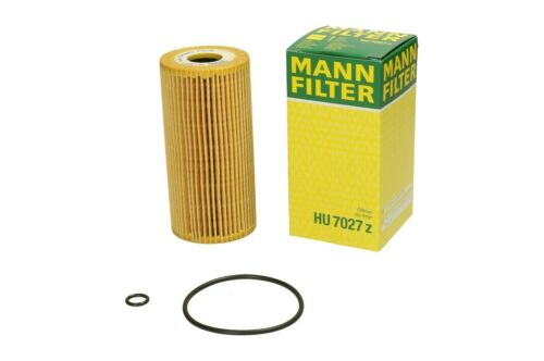 Ölfilter HU 7027 z MANN-FILTER