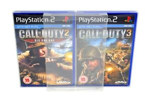 5 x GP12 PS2 Game Box Protectors 0.4mm PET Display Case For Playstation 2