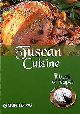 1 of 1 - Agostini-Tuscan Cuisine  BOOK NEW