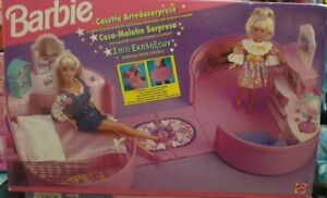Barbie Mattel Casetta Arreda Surprises - Maison pop-play et jeux 95 '
