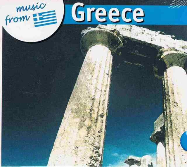 Music from Greece - CD Album NEU Zorbas Erini Vraho Mera Mayiou Ena Dilino