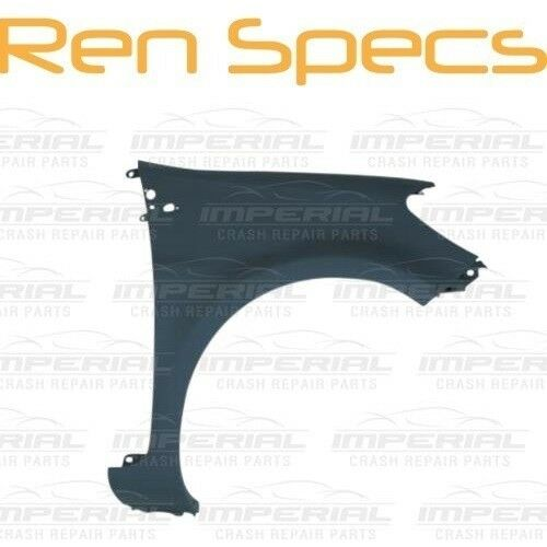 RENAULT CLIO III 16 inch wheel version RIGHT FRONT WING