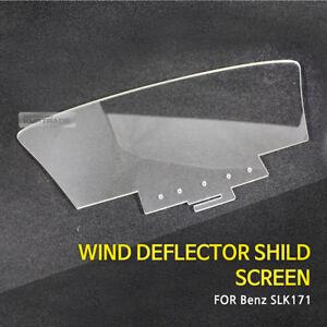 Wind Deflector Wind Screen BLOCKER Logo Decal for 2007-2013 BMW 3 Series E92 E93