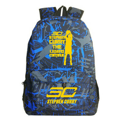 Stephen Curry backpack sports fans backpack student bags Men/'s basketball KD