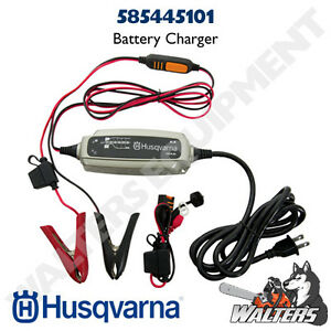 chargeur batterie husqvarna bc 0.8