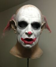Mr Creepy mask Horror Scary Halloween Mask Clown Vampire Jason Freddy Funhouse