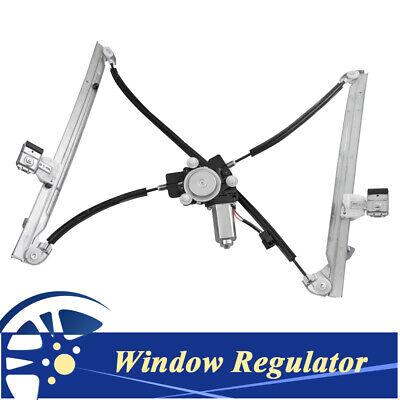 Front Driver Window Regulator w//Motor For 2004-2007 Dodge Grand Caravan 741-534