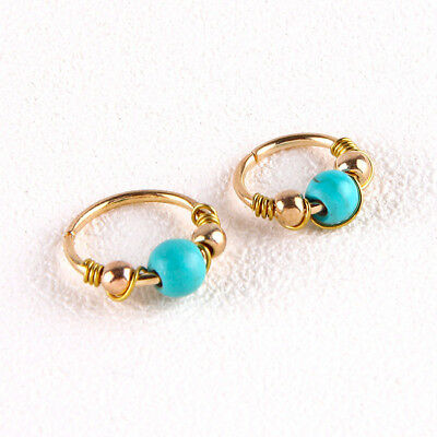 Trendy Women Jewelry Set Nose Stud Ear Bone Nails Small Teinket Tragus Septum HD