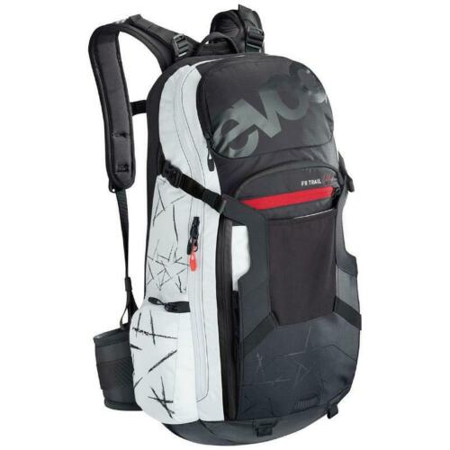 Backpack FR Trail Unlimited 20 litre White//Black EVOC transport