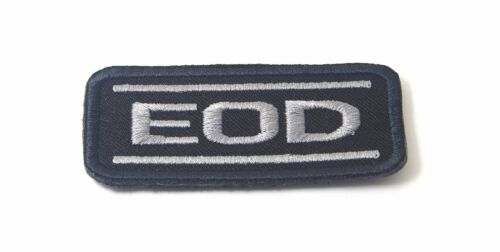 ARMY MILITARY EOD TACTICAL MORALE PATCH #P163