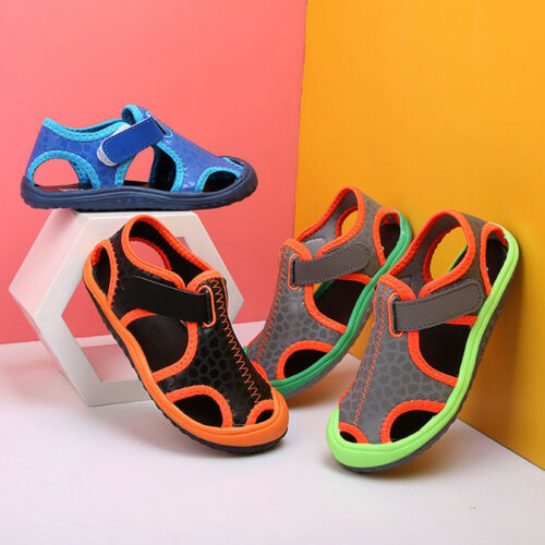 Kids Outdoor Beach Childs Boy Sandals Shoes Fashion Boys Kid Girls Sandals Shoes