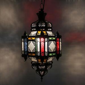 Marokkanische Lampe Arabische Hängeleuchte Laterne Orientalische